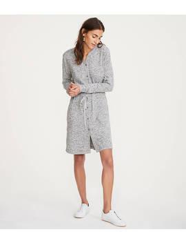Lou & Grey Brushmarl Shirtdress by Loft