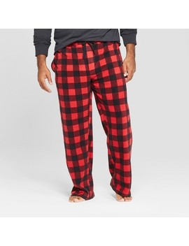 Men's Big & Tall Microfleece Pajama Pants   Goodfellow & Co™ by Goodfellow & Co