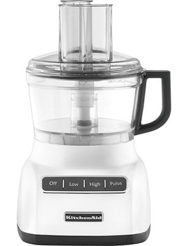 Kfp0711 Wh 7 Cup Food Processor   White by Kitchen Aid