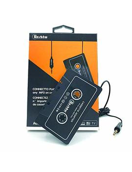 Reshow Car Audio Aux Cassette Adapter by Reshow