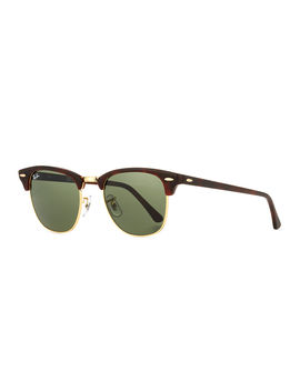 Clubmaster® Monochromatic Sunglasses by Ray Ban