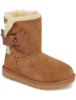 Daelynn Bow Genuine Shearling Boot by Ugg®