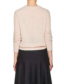 Minco Cashmere Silk Crewneck Sweater by The Row