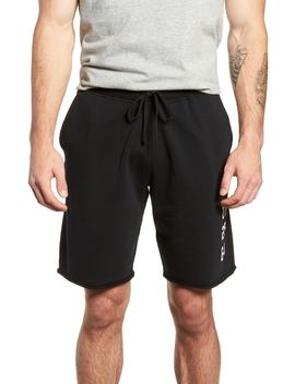 Fight Night Cut Off Sweat Shorts by Reigning Champ