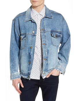 Denim Trucker Jacket by Hudson Jeans