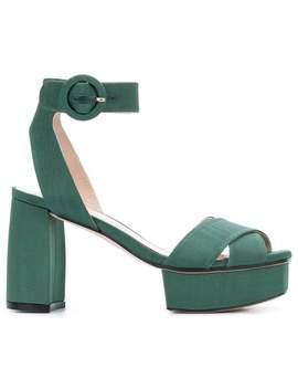 Carmina Sandals by Stuart Weitzman