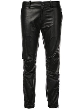 Cropped Military Trousers by Nili Lotan