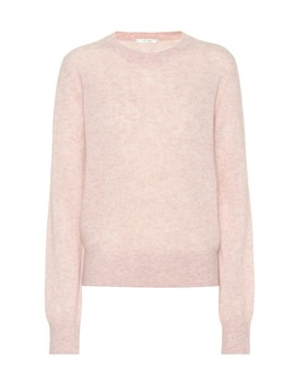 Minco Cashmere And Silk Sweater by The Row