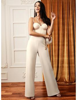 Nihal High Rise Pant by Guess
