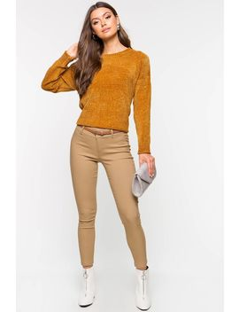 Jane Skinny Pants by A'gaci