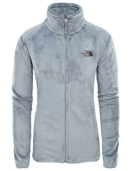 The North Face Osito Women's Fleece Jacket, Mid Grey by The North Face