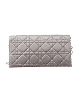 Cannage Quilted Bag by Christian Dior