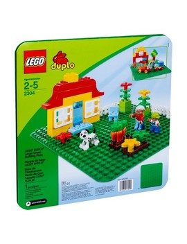 Lego® Duplo® My First Large Green Building Plate 2304 by Duplo
