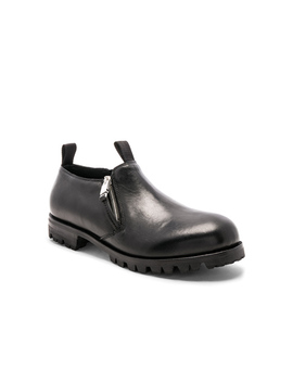 Leather Doc Daddy Shoes by Alyx