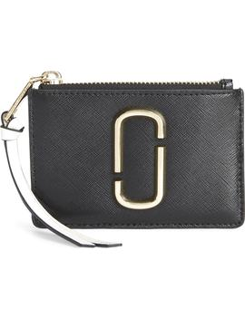 Snapshot Small Leather Wallet by Marc Jacobs