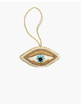 Cody Foster™ Evil Eye Ornament by Madewell