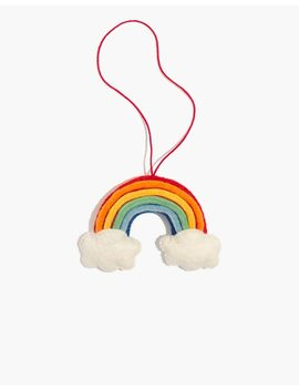 Craftspring Over The Rainbow Ornament by Madewell