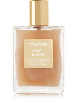 Soleil Blanc Shimmering Body Oil, 100ml by Tom Ford Beauty