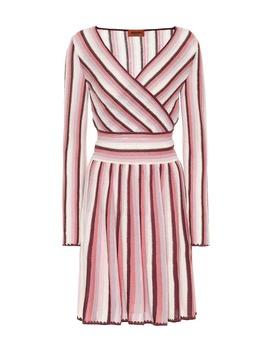 Striped Crochet Dress by Missoni