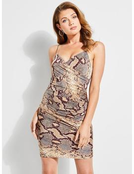 Serasota Wrap Dress by Guess