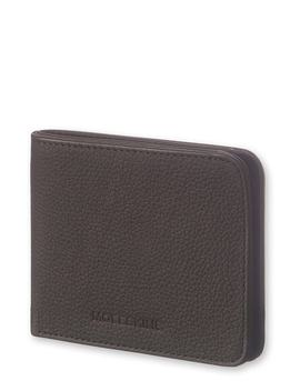 Lineage Leather Wallet by Moleskine