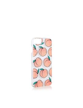 **Peachy I Phone 6/7 Case By Skinny Dip by Topshop