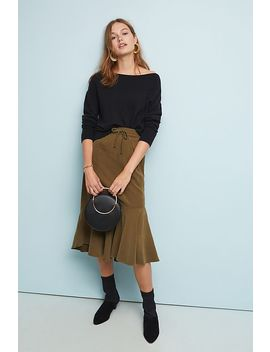 Hailey Midi Skirt by Current Air