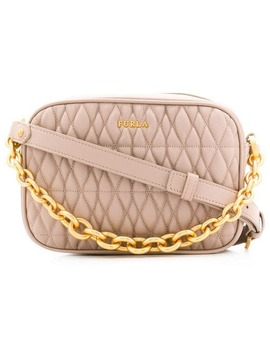 Quilted Crossbody Bag by Furla