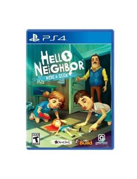 hello-neighbor:-hide-&-seek---playstation-4 by playstation-4-(ps4)