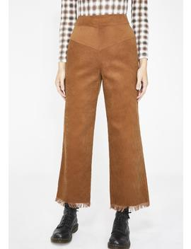 Sassy Scholar Cropped Pants by Very J
