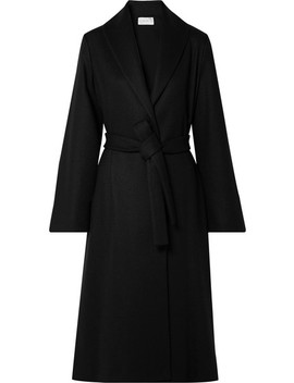 Parlia Wool Coat by The Row
