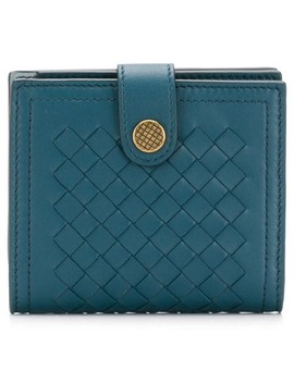 French Flap Wallet by Bottega Veneta