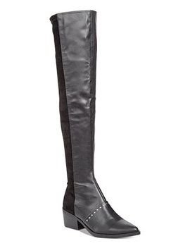 Zaria Over The Knee Boots by Report