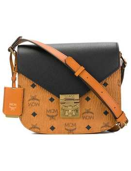 Monogram Print Crossbody Bag by Mcm