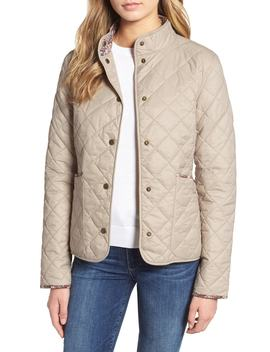X Liberty Evelyn Quilted Jacket by Barbour