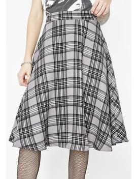 Keep It Casual Midi Skirt by Moon Collection