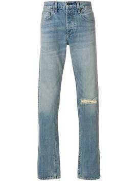 Slash Knee Jeans by Rag & Bone