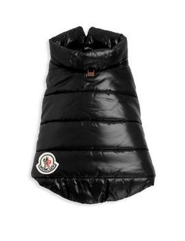 Quilted Dog Vest by Moncler