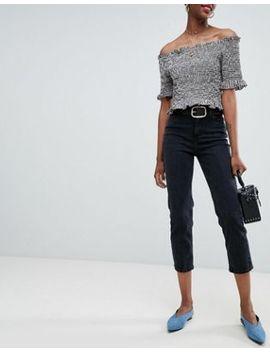 New Look   Harlow   Jeans Dritti Alla Caviglia by Asos