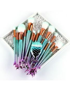 beautrend---set-of-16:-mermaid-makeup-brush by beautrend