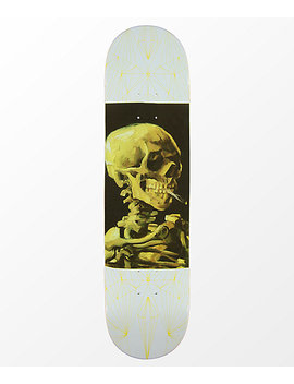 "Blackout The Kiss 8.0"" Skateboard Deck by Blackout"