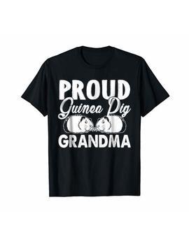 Guinea Pig Shirt   Proud Guinea Pig Grandma T Shirt by Guinea Pig Tee Shirt