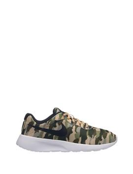 Tanjun Camo Print Sneaker (Big Kid) by Nike