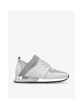 Elast Leather Sneakers by Mallet