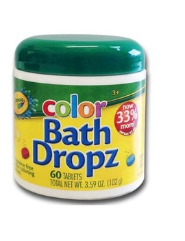 crayola-color-bath-drops---60ct by crayola