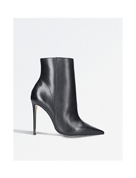 Spectacular Pointed Leather Boots by Carvela