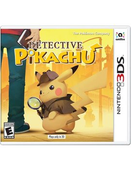 Nintendo 3 Ds by Detective Pikachu