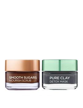 L'oreal Paris Essential Detox Skincare Kit by L'oréal Paris