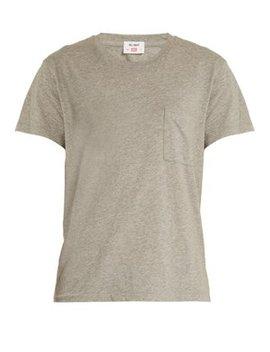 X Hanes 1970 Boyfriend Cotton T Shirt by Matches Fashion
