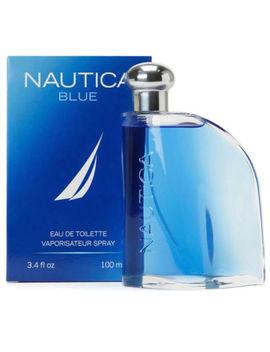 Nautica Blue  * Cologne For Men * 3.4 Oz Eau De Toilette* Brand New In Box by Nautica